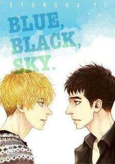 Blue, Black, Sky