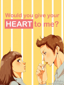 Would You Give Your Heart to Me?