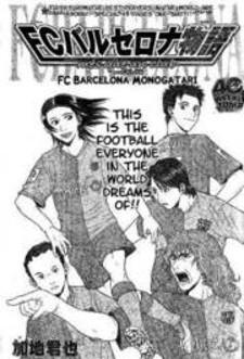 Fc Barcelona Monogatari