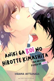 Aniki ga Koi wo Hirotte Kimashita