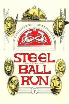 JoJo's Bizarre Adventure Part 7 - Steel Ball Run