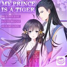 The Prince is a Giant Tiger!