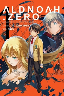 Aldnoah.Zero Season One