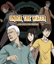 Under the water and mutated fishes